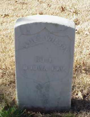 WILSON (VETERAN UNION), JAMES - Pulaski County, Arkansas | JAMES WILSON (VETERAN UNION) - Arkansas Gravestone Photos