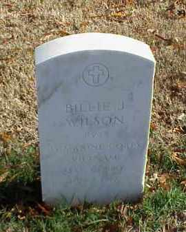 WILSON (VETERAN VIET), BILLIE J - Pulaski County, Arkansas | BILLIE J WILSON (VETERAN VIET) - Arkansas Gravestone Photos
