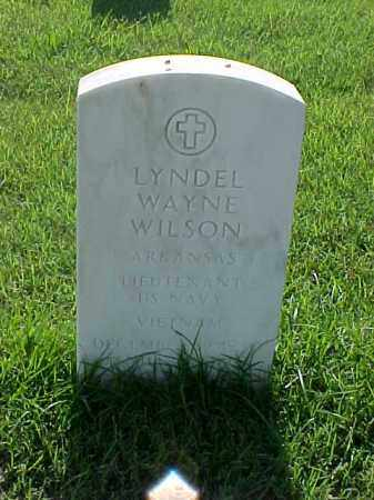 WILSON (VETERAN VIET), LYNDEL WAYNE - Pulaski County, Arkansas | LYNDEL WAYNE WILSON (VETERAN VIET) - Arkansas Gravestone Photos