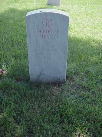 WILSON (VETERAN WWII), ELMER I - Pulaski County, Arkansas | ELMER I WILSON (VETERAN WWII) - Arkansas Gravestone Photos