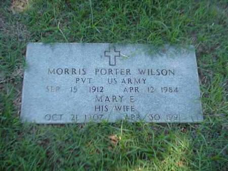 WILSON, MARY E - Pulaski County, Arkansas | MARY E WILSON - Arkansas Gravestone Photos