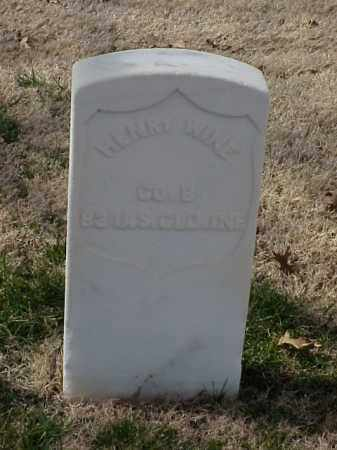 WINE (VETERAN UNION), HENRY - Pulaski County, Arkansas | HENRY WINE (VETERAN UNION) - Arkansas Gravestone Photos