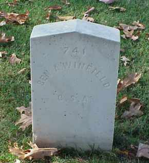 WINFIELD (VETERAN CSA), BEN A - Pulaski County, Arkansas | BEN A WINFIELD (VETERAN CSA) - Arkansas Gravestone Photos