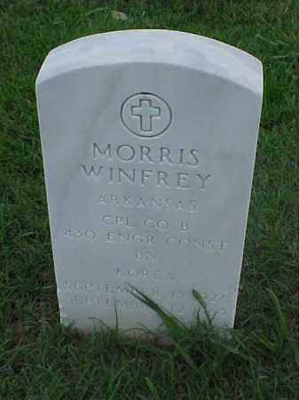 WINFREY (VETERAN KOR), MORRIS - Pulaski County, Arkansas | MORRIS WINFREY (VETERAN KOR) - Arkansas Gravestone Photos