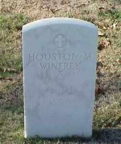 WINFREY (VETERAN WWII), HOUSTON M - Pulaski County, Arkansas | HOUSTON M WINFREY (VETERAN WWII) - Arkansas Gravestone Photos