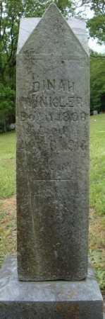 WINKLER, DINAH - Pulaski County, Arkansas | DINAH WINKLER - Arkansas Gravestone Photos