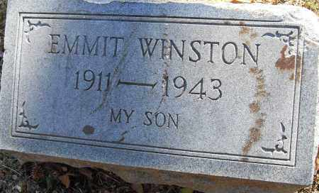 WINSTON, EMMIT - Pulaski County, Arkansas | EMMIT WINSTON - Arkansas Gravestone Photos