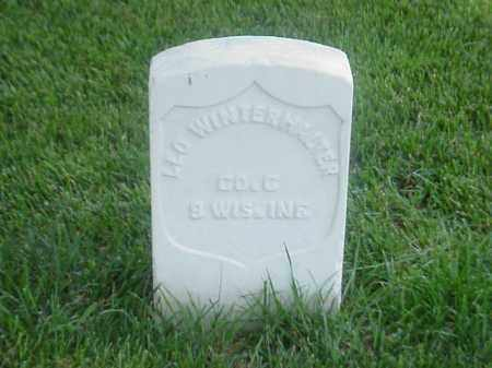 WINTERHALTER (VETERAN UNION), LEO - Pulaski County, Arkansas | LEO WINTERHALTER (VETERAN UNION) - Arkansas Gravestone Photos