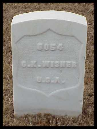 WISNER (VETERAN), CRAIG K - Pulaski County, Arkansas | CRAIG K WISNER (VETERAN) - Arkansas Gravestone Photos