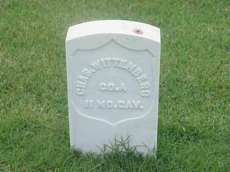 WITTENBERG (VETERAN UNION), CHARLES - Pulaski County, Arkansas | CHARLES WITTENBERG (VETERAN UNION) - Arkansas Gravestone Photos