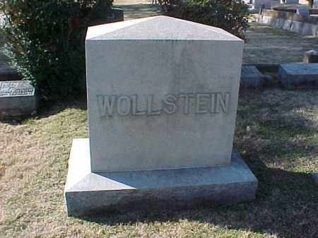 WOLLSTEIN FAMILY STONE,  - Pulaski County, Arkansas |  WOLLSTEIN FAMILY STONE - Arkansas Gravestone Photos