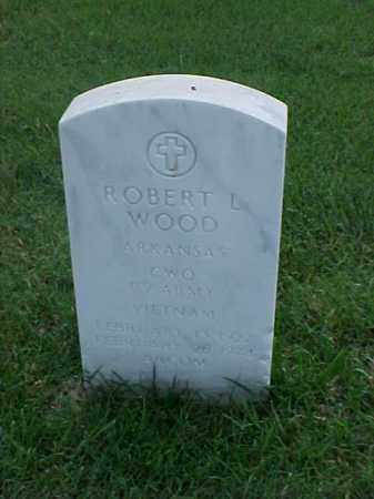 WOOD (VETERAN VIET), ROBERT L - Pulaski County, Arkansas | ROBERT L WOOD (VETERAN VIET) - Arkansas Gravestone Photos