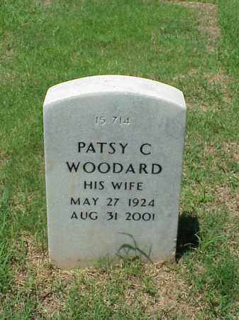 WOODARD, PATSY C - Pulaski County, Arkansas | PATSY C WOODARD - Arkansas Gravestone Photos