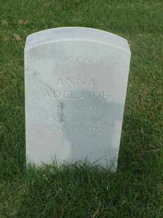 WOODS, ANNA ADELAIDE - Pulaski County, Arkansas | ANNA ADELAIDE WOODS - Arkansas Gravestone Photos