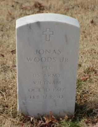 WOODS, JR (VETERAN VIET), JONAS - Pulaski County, Arkansas | JONAS WOODS, JR (VETERAN VIET) - Arkansas Gravestone Photos