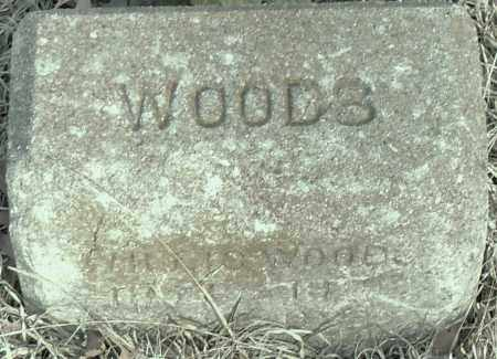 WOODS, MILES - Pulaski County, Arkansas | MILES WOODS - Arkansas Gravestone Photos