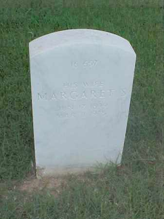 WOODS, MARGARET S - Pulaski County, Arkansas | MARGARET S WOODS - Arkansas Gravestone Photos
