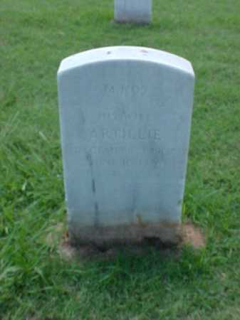 WORD, ARTILLIE - Pulaski County, Arkansas | ARTILLIE WORD - Arkansas Gravestone Photos