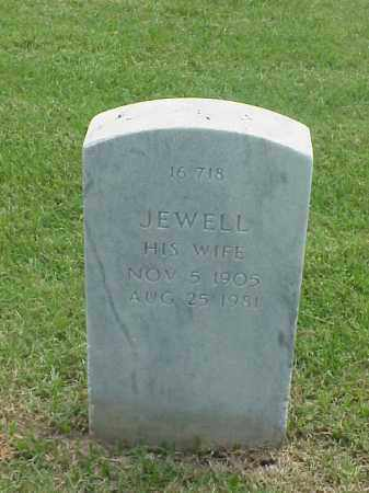 WORLEIN, JEWELL - Pulaski County, Arkansas | JEWELL WORLEIN - Arkansas Gravestone Photos