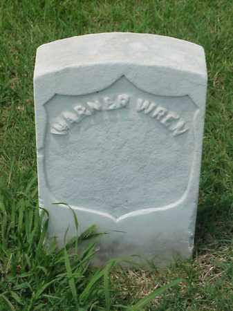 WREN (VETERAN UNION), WARREN - Pulaski County, Arkansas | WARREN WREN (VETERAN UNION) - Arkansas Gravestone Photos