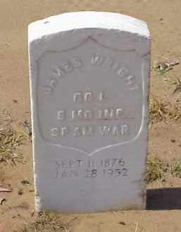 WRIGHT  (VETERAN SAW), JAMES - Pulaski County, Arkansas | JAMES WRIGHT  (VETERAN SAW) - Arkansas Gravestone Photos