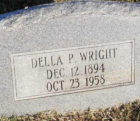 WRIGHT, DELLA - Pulaski County, Arkansas | DELLA WRIGHT - Arkansas Gravestone Photos