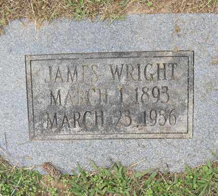 WRIGHT, JAMES - Pulaski County, Arkansas | JAMES WRIGHT - Arkansas Gravestone Photos