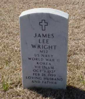 WRIGHT (VETERAN 3 WARS), JAMES LEE - Pulaski County, Arkansas | JAMES LEE WRIGHT (VETERAN 3 WARS) - Arkansas Gravestone Photos