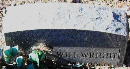 WRIGHT, WILL - Pulaski County, Arkansas | WILL WRIGHT - Arkansas Gravestone Photos
