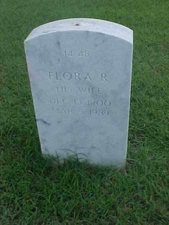 YACKLEY, FLORA R - Pulaski County, Arkansas | FLORA R YACKLEY - Arkansas Gravestone Photos