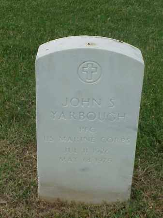 YARBOUGH (VETERAN WWII), JOHN S - Pulaski County, Arkansas | JOHN S YARBOUGH (VETERAN WWII) - Arkansas Gravestone Photos