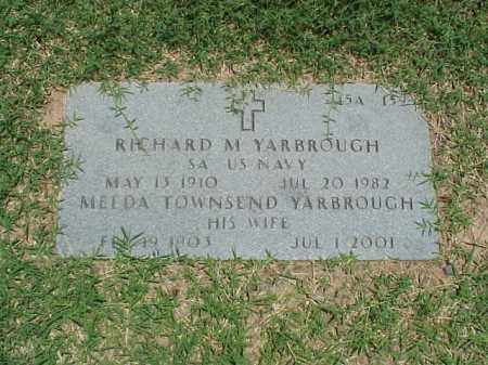 YARBROUGH, MELDA - Pulaski County, Arkansas | MELDA YARBROUGH - Arkansas Gravestone Photos