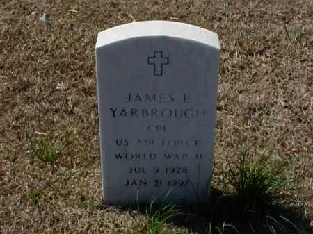 YARBROUGH (VETERAN WWII), JAMES L - Pulaski County, Arkansas | JAMES L YARBROUGH (VETERAN WWII) - Arkansas Gravestone Photos