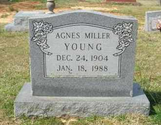 YOUNG, AGNES - Pulaski County, Arkansas | AGNES YOUNG - Arkansas Gravestone Photos