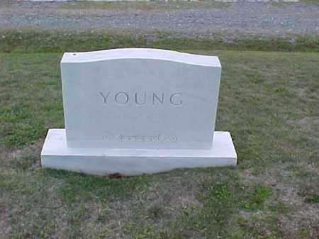 YOUNG FAMILY STONE,  - Pulaski County, Arkansas    YOUNG FAMILY STONE - Arkansas Gravestone Photos