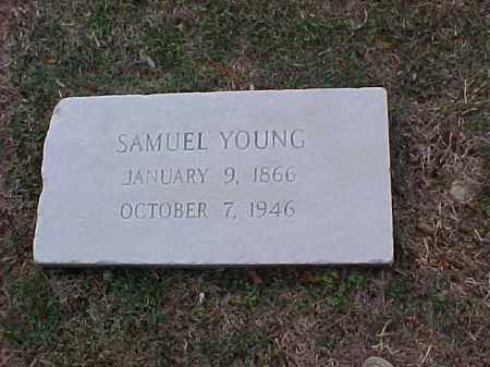 YOUNG, SAMUEL - Pulaski County, Arkansas | SAMUEL YOUNG - Arkansas Gravestone Photos