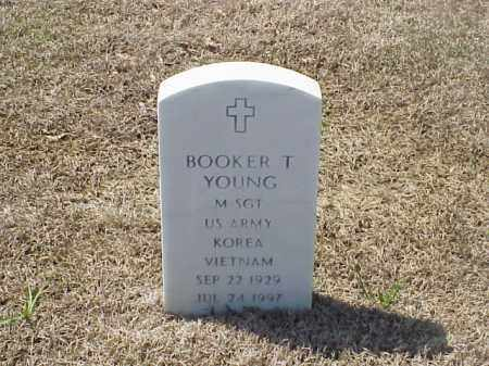 YOUNG (VETERAN 2 WARS), BOOKER T - Pulaski County, Arkansas | BOOKER T YOUNG (VETERAN 2 WARS) - Arkansas Gravestone Photos