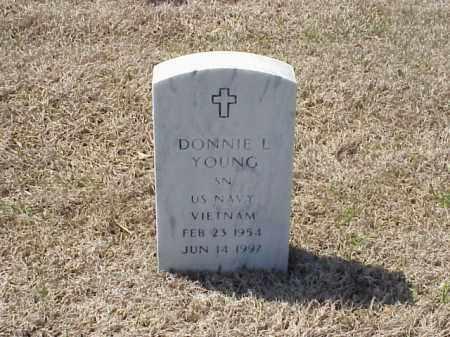 YOUNG (VETERAN VIET), DONNIE LOUIS - Pulaski County, Arkansas | DONNIE LOUIS YOUNG (VETERAN VIET) - Arkansas Gravestone Photos