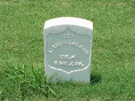 YOUNGBLOOD (VETERAN UNION), ARCHIBALD - Pulaski County, Arkansas | ARCHIBALD YOUNGBLOOD (VETERAN UNION) - Arkansas Gravestone Photos