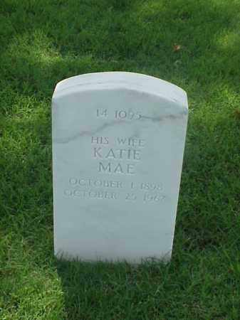 YOUNT, KATIE MAE - Pulaski County, Arkansas | KATIE MAE YOUNT - Arkansas Gravestone Photos