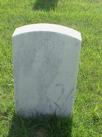ZAVERZENETZ (VETERAN WWI), KLIM - Pulaski County, Arkansas | KLIM ZAVERZENETZ (VETERAN WWI) - Arkansas Gravestone Photos