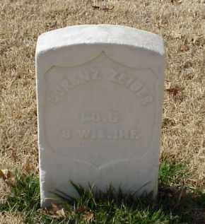 ZEIGER (VETERAN UNION), LORENZ - Pulaski County, Arkansas | LORENZ ZEIGER (VETERAN UNION) - Arkansas Gravestone Photos