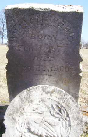 ABBOTT, WILLIAM - Randolph County, Arkansas | WILLIAM ABBOTT - Arkansas Gravestone Photos