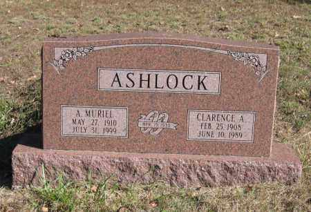 ASHLOCK, ANNA MURIEL - Randolph County, Arkansas | ANNA MURIEL ASHLOCK - Arkansas Gravestone Photos