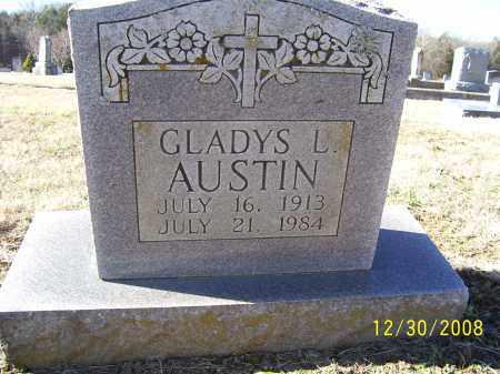 AUSTIN, GLADYS LORINE - Randolph County, Arkansas | GLADYS LORINE AUSTIN - Arkansas Gravestone Photos
