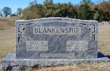BLANKENSHIP, RILEY W. - Randolph County, Arkansas | RILEY W. BLANKENSHIP - Arkansas Gravestone Photos