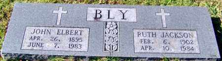 JACKSON BLY, RUTH - Randolph County, Arkansas | RUTH JACKSON BLY - Arkansas Gravestone Photos