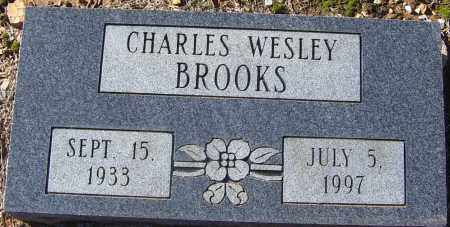BROOKS, CHARLES WESLEY - Randolph County, Arkansas | CHARLES WESLEY BROOKS - Arkansas Gravestone Photos
