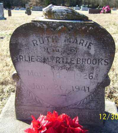 BROOKS, RUTH MARIE - Randolph County, Arkansas | RUTH MARIE BROOKS - Arkansas Gravestone Photos