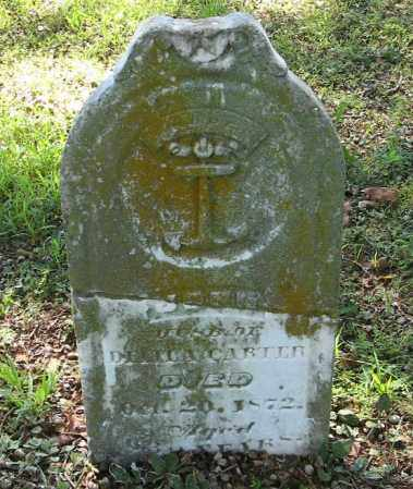 CARTER, JOHN - Randolph County, Arkansas | JOHN CARTER - Arkansas Gravestone Photos